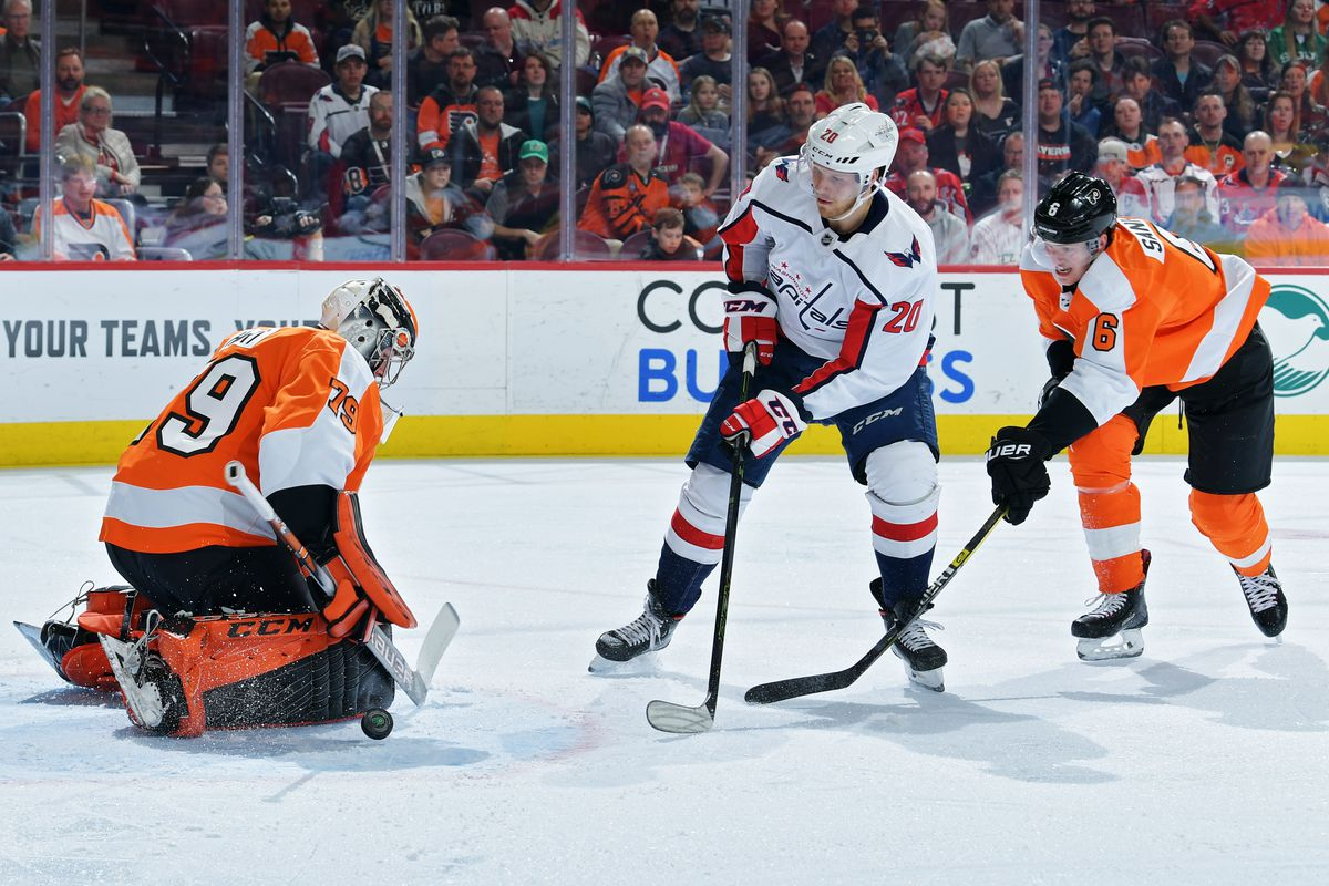 9f182ab3b Capitals 5, Flyers 2: We're all losing a must-win game, when you really  think about it