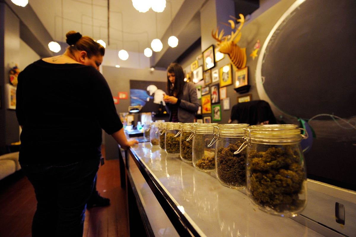 West Hollywood city council approves ordinance allowing recreational marijuana businesses to operate in the city.