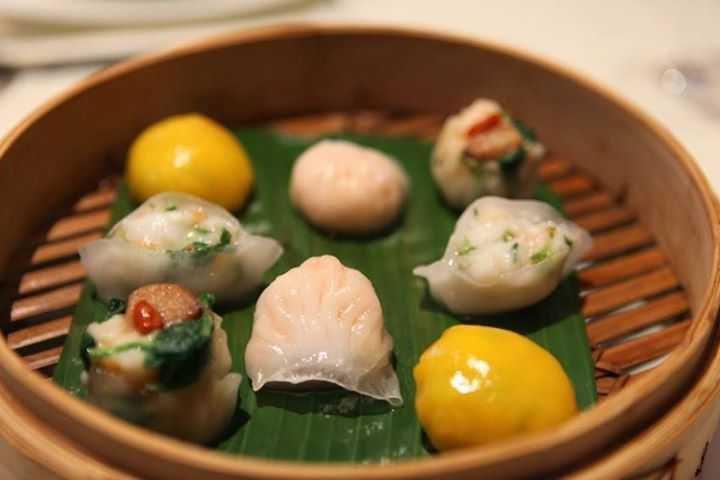 Dim sum at Royal China Club, a classic London restaurant