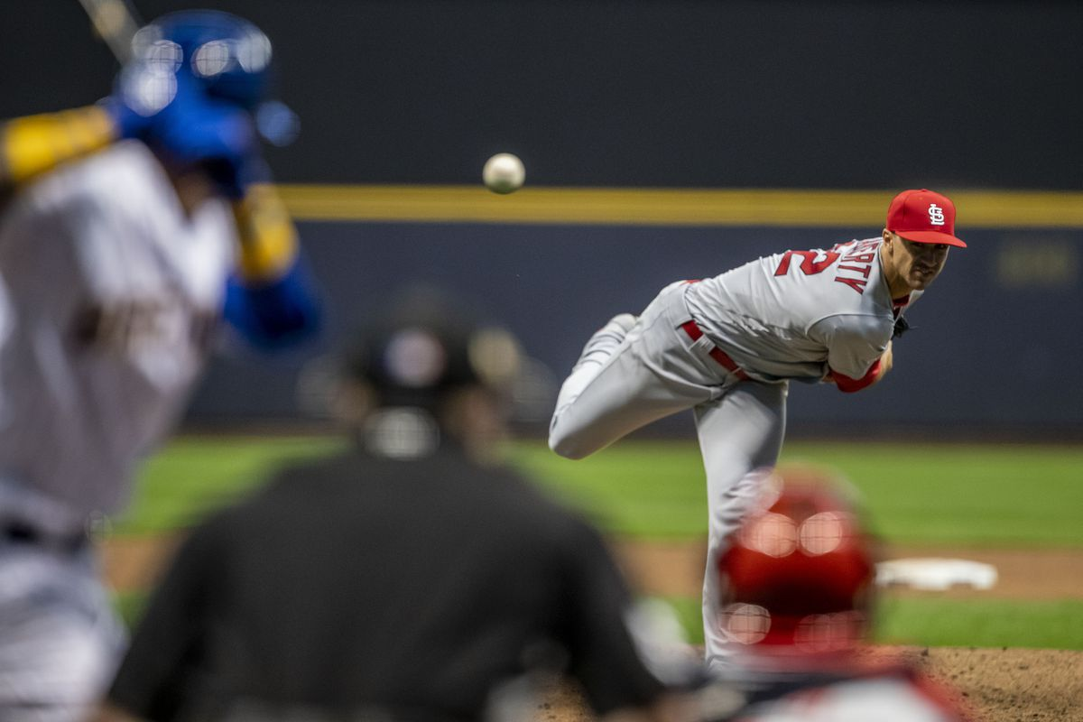 Evaluating Cardinals and Free Agent Pitchers Using Called Strikes and Whiffs