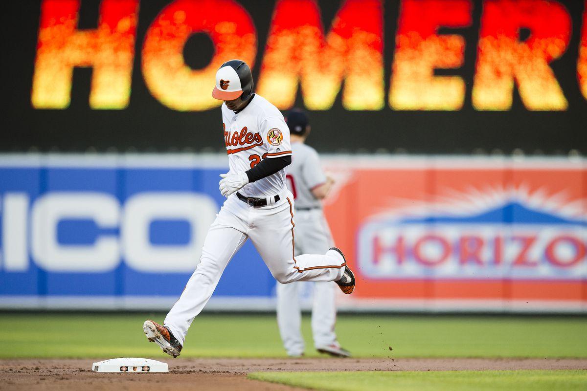 MLB: Washington Nationals at Baltimore Orioles