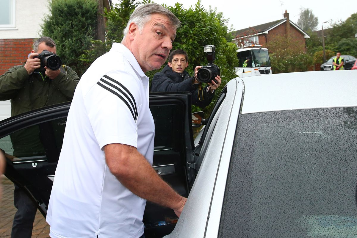 Sam Allardyce Leaves England Football Managers Position After Newspaper Allegations