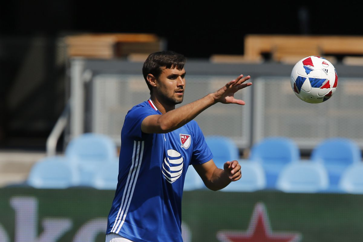MLS: All-Star Team Training and Media Availability