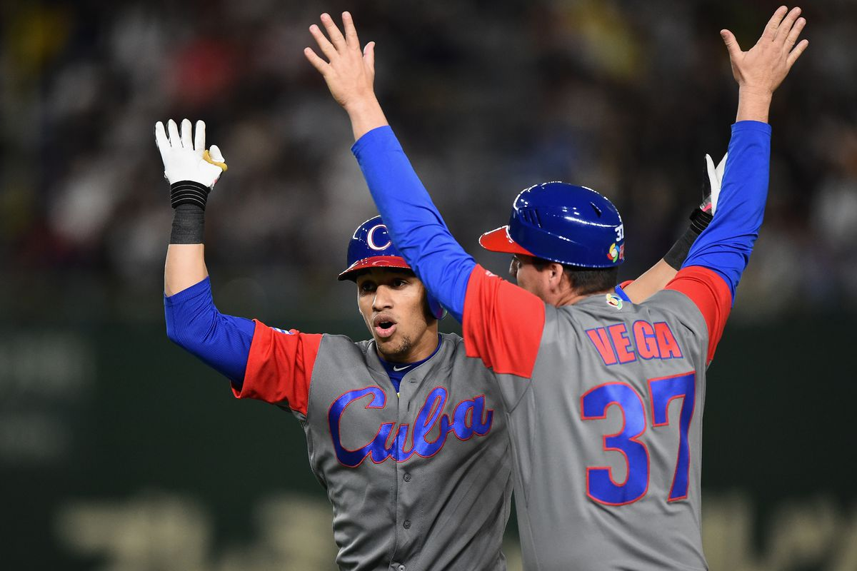 World Baseball Classic - Pool E - Game 4 - Cuba v Japan