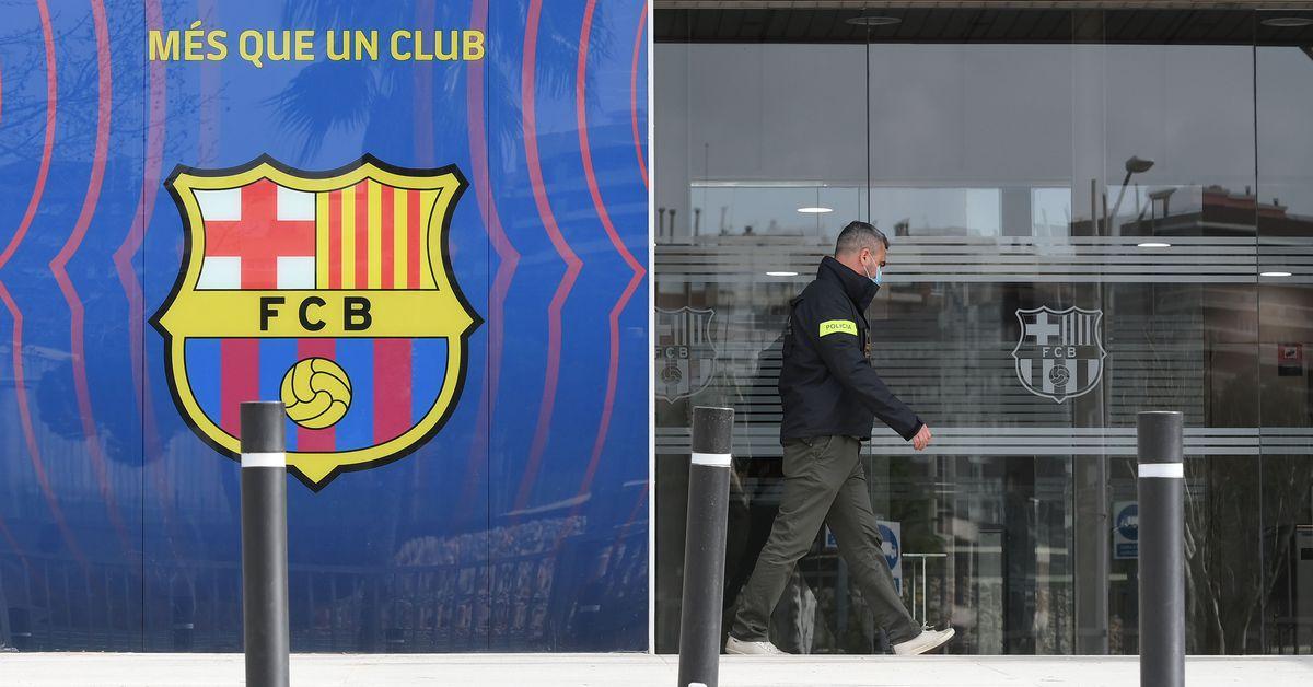 FC Barcelona releases official statement regarding arrest of former president - Barca Blaugranes