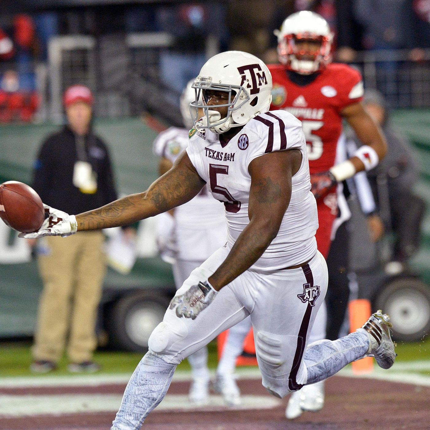 Washington Redskins 2016 Draft Profiles: Tra Carson, RB - Hogs Haven