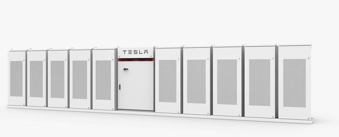 Tesla Powerpack 2