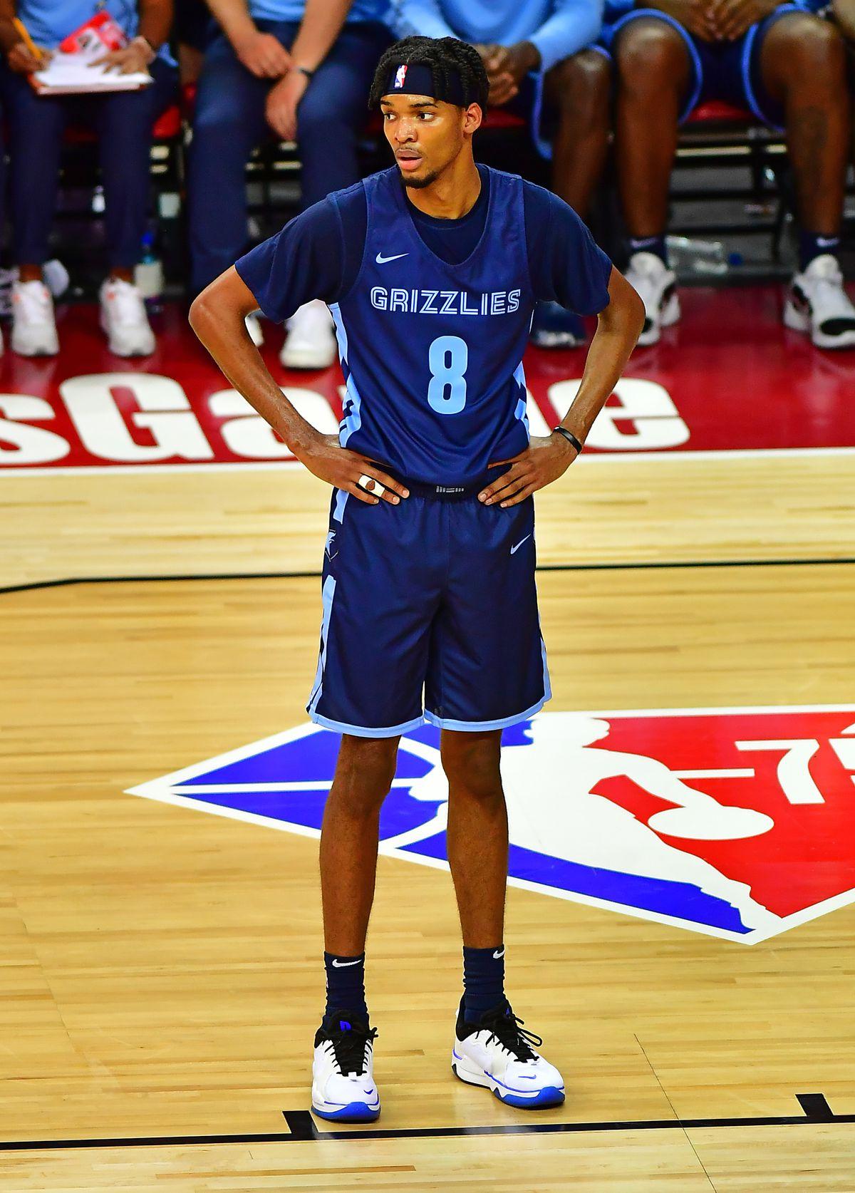 NBA: Summer League-Memphis Grizzlies at Chicago Bulls