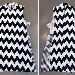 American Retro dress, $450