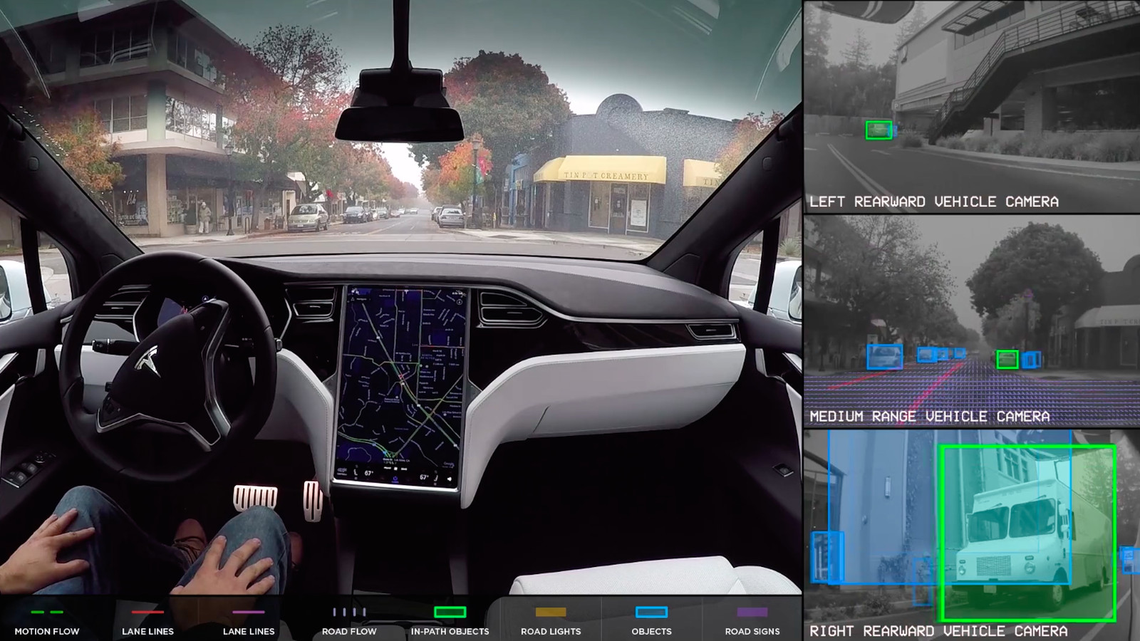 Tesla has been working on a backup plan in case its self-driving promises fail