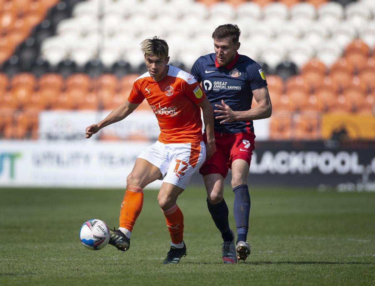 Blackpool v Sunderland - Sky Bet League One