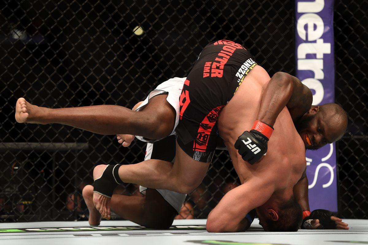 UFC 184: Lewis v Potts