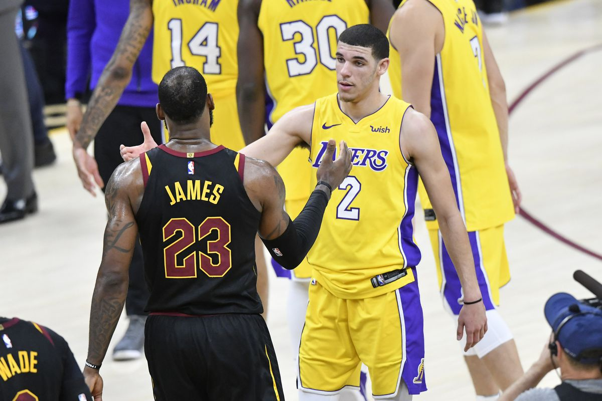 NBA: Los Angeles Lakers at Cleveland Cavaliers
