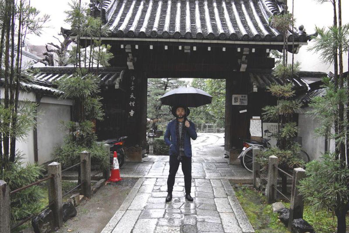 Paul Qui in Japan researching Otoko