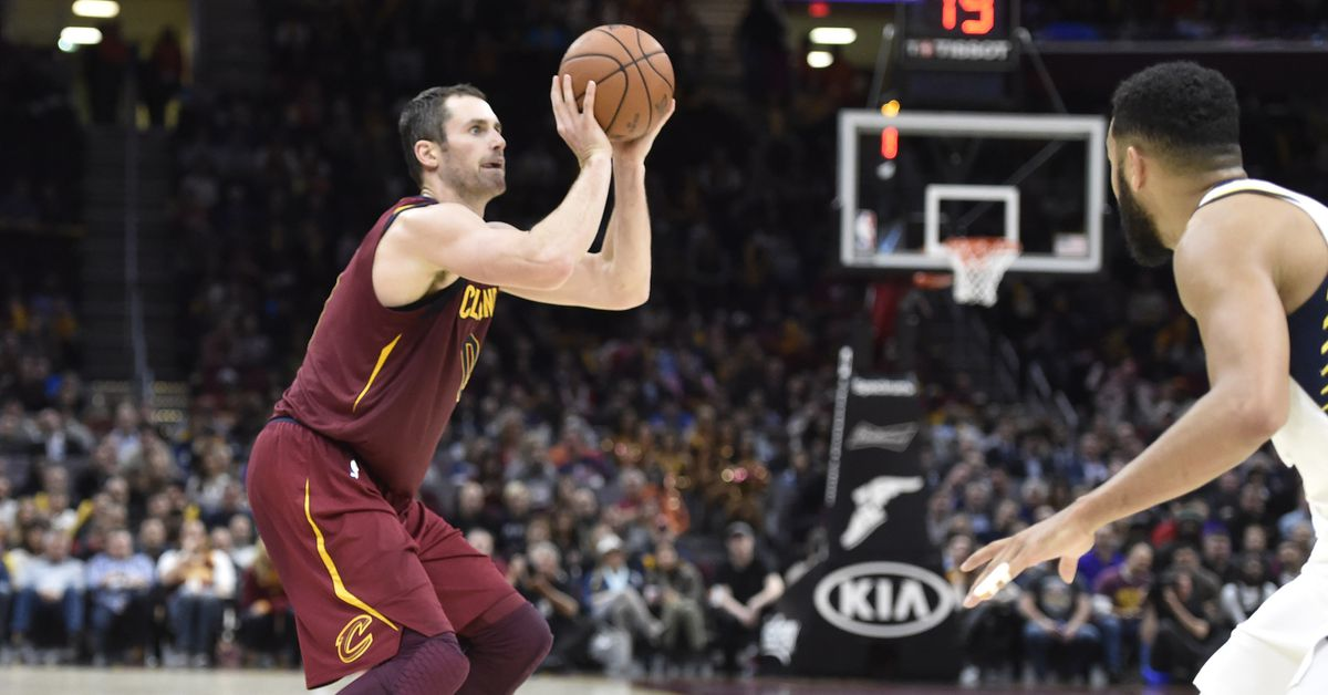 how to get kevin love