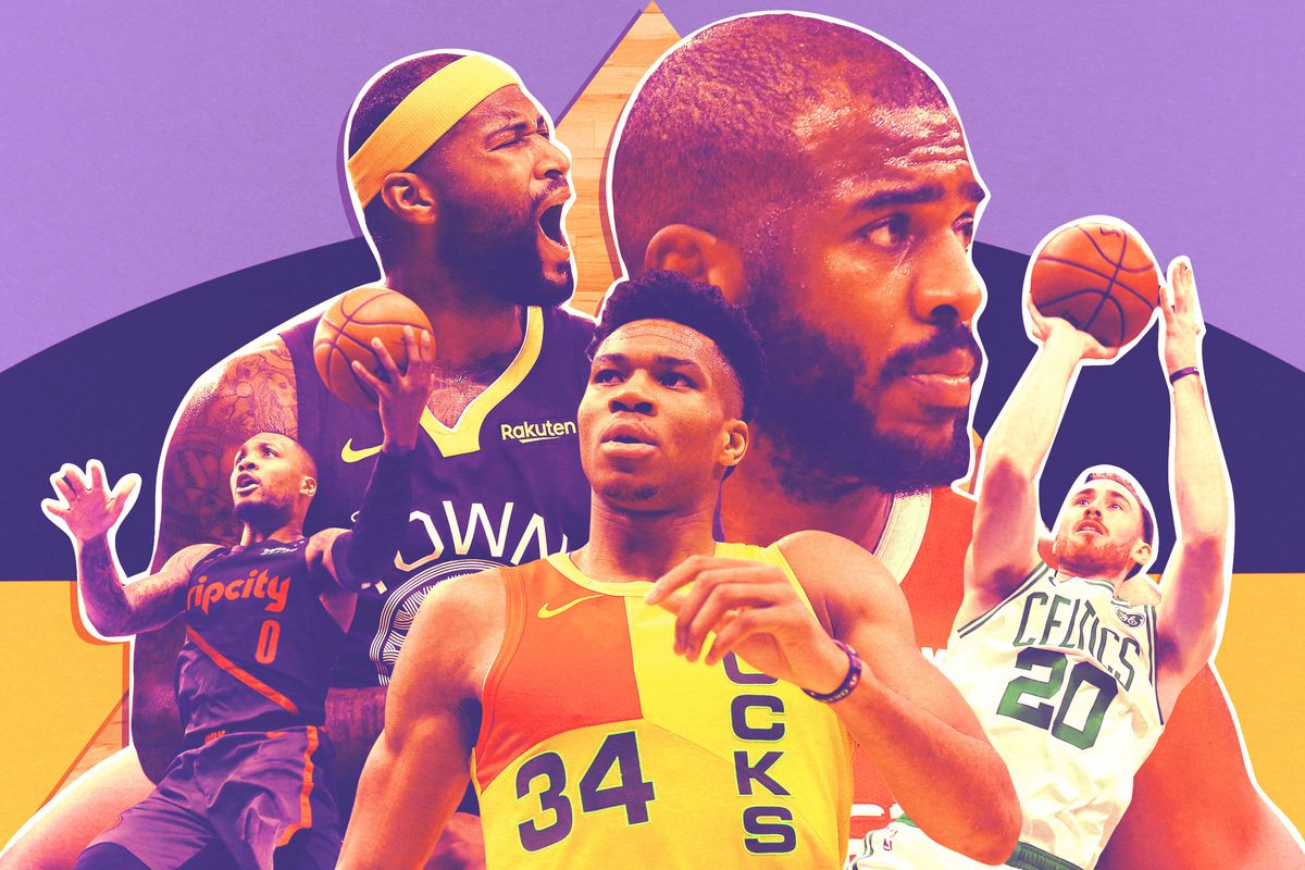 68da7ae742c0 The Five Most Interesting Players of the 2019 NBA Playoffs - The Ringer