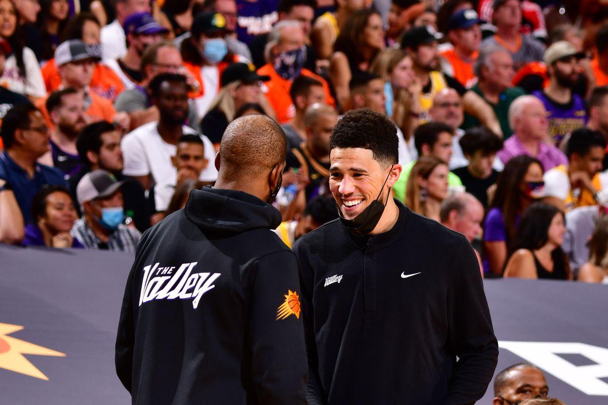 2021 NBA Playoffs - Los Angeles Lakers v Phoenix Suns
