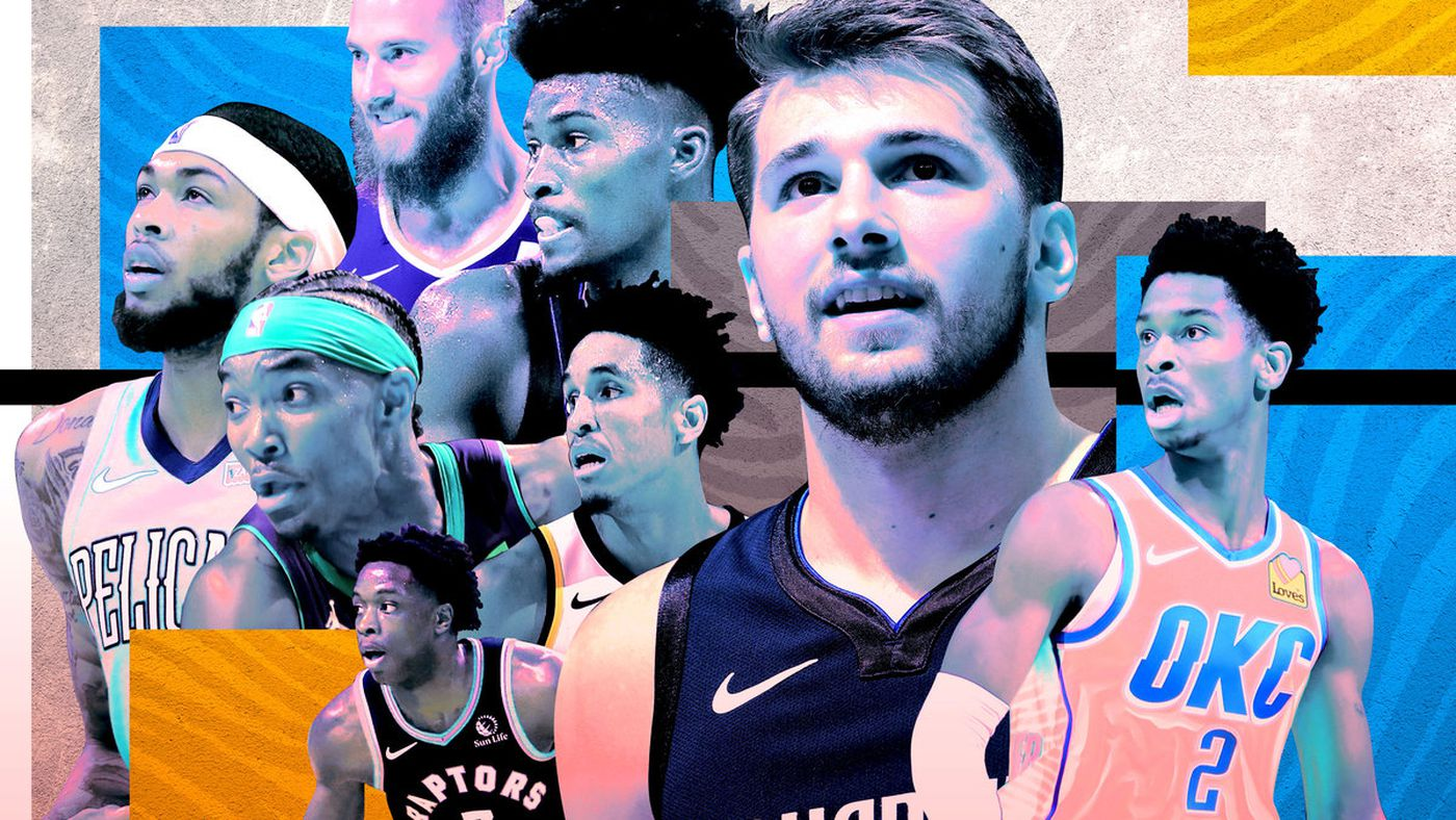 Luka Doncic and the NBA's Most Pleasant Early Surprises