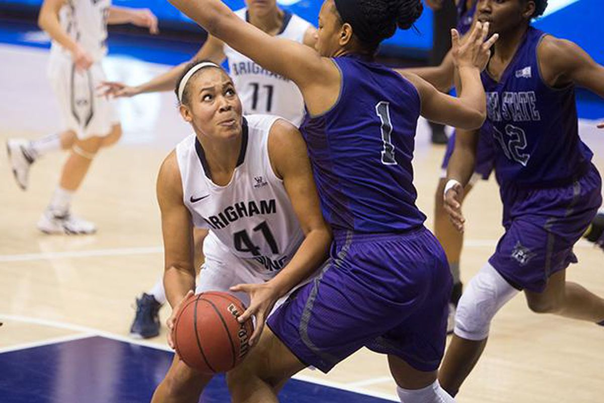 Morgan Bailey led the Cougars against the Dons