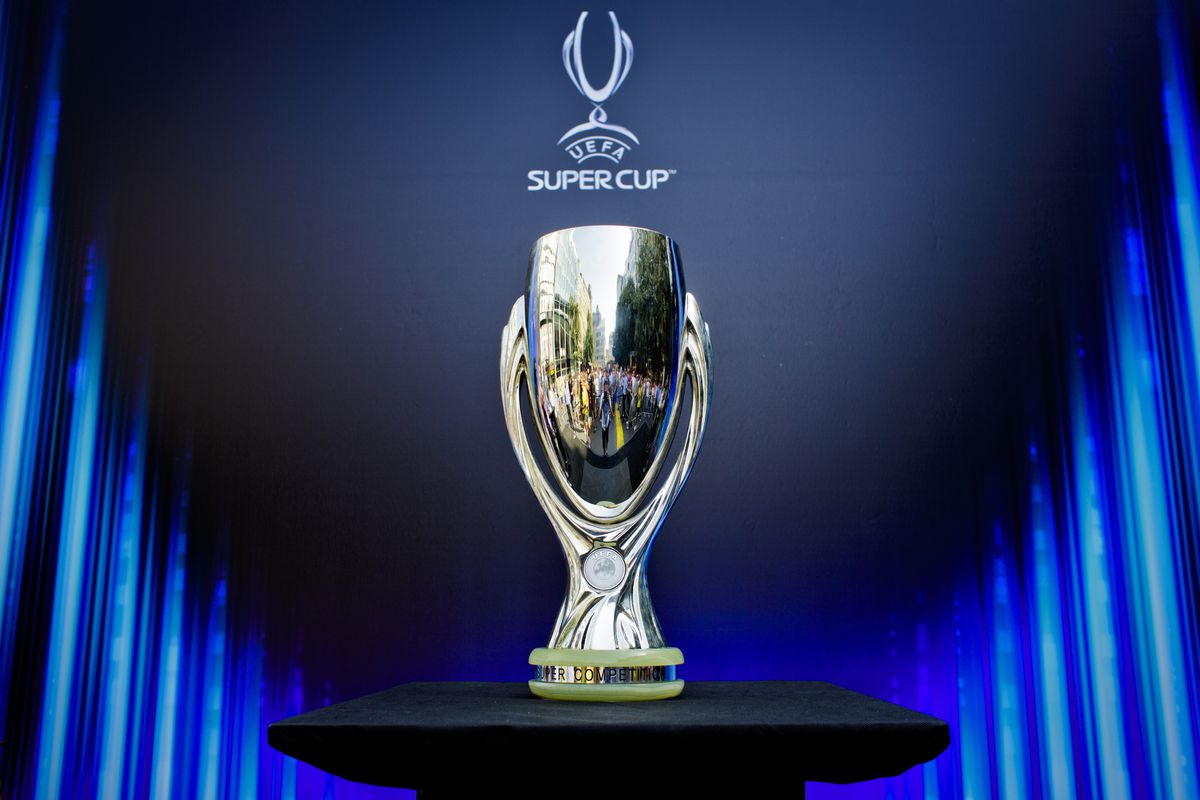 Chelsea to face Liverpool in UEFA Super Cup - We Ain't Got ...
