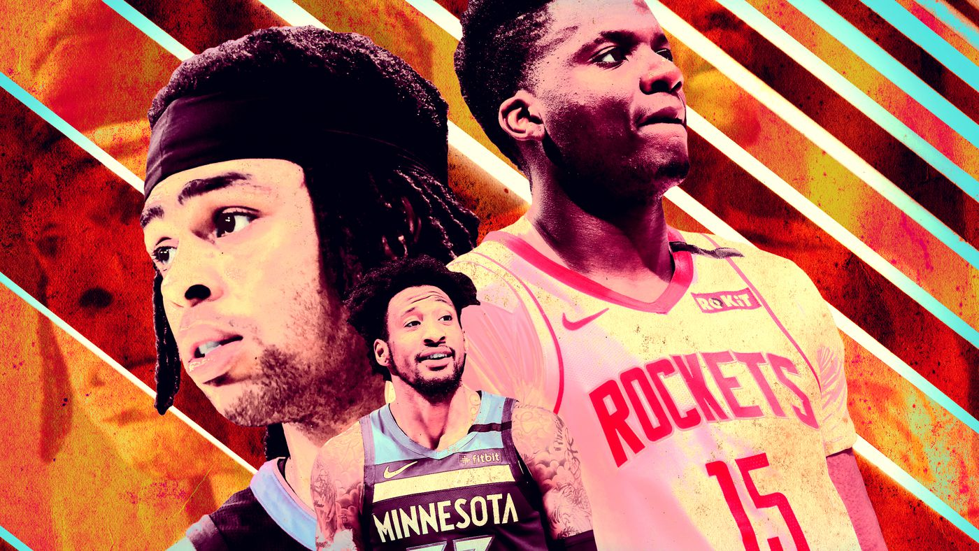 NBA Trade Deadline Buzz: The D'Angelo Russell Question