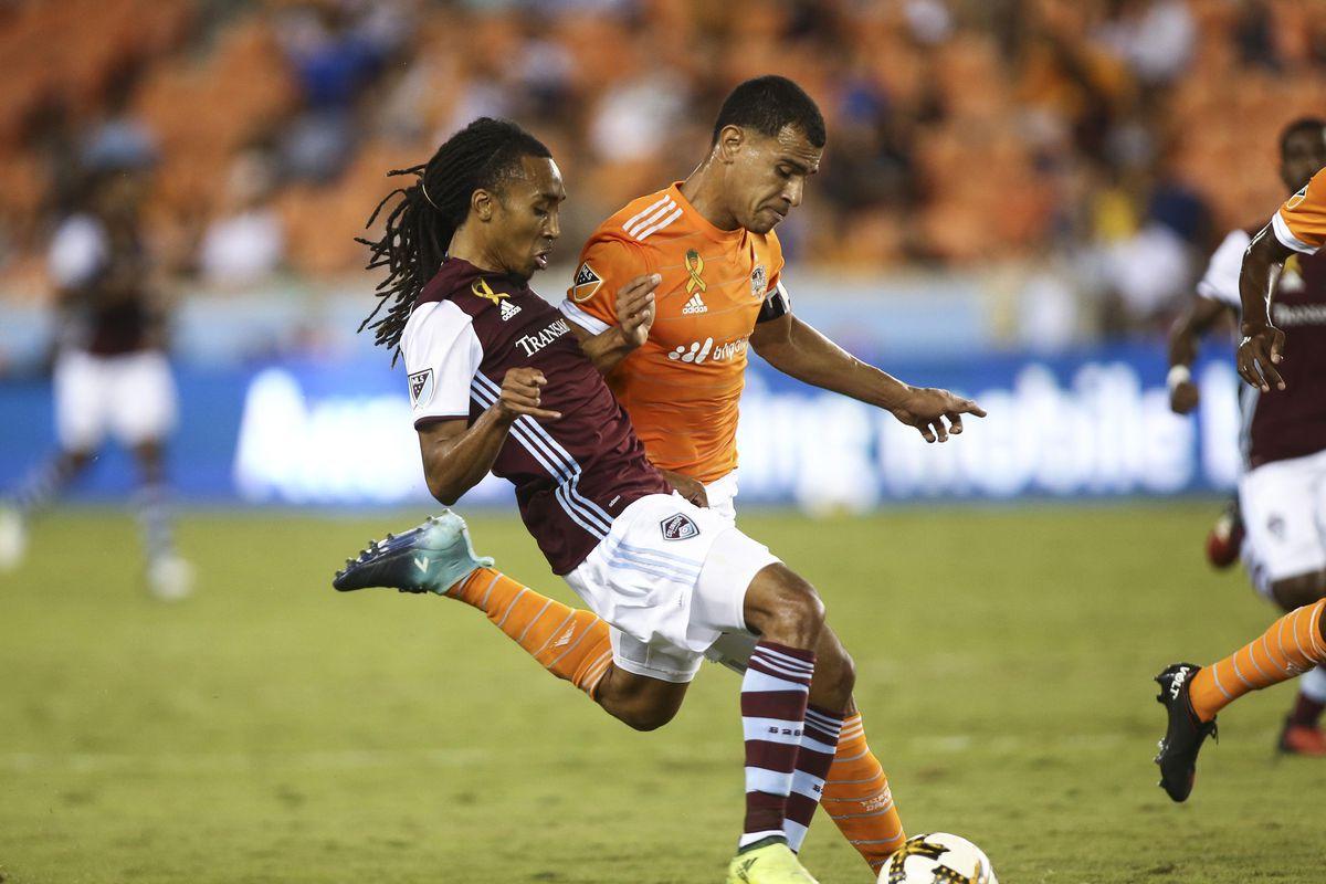MLS: Colorado Rapids at Houston Dynamo