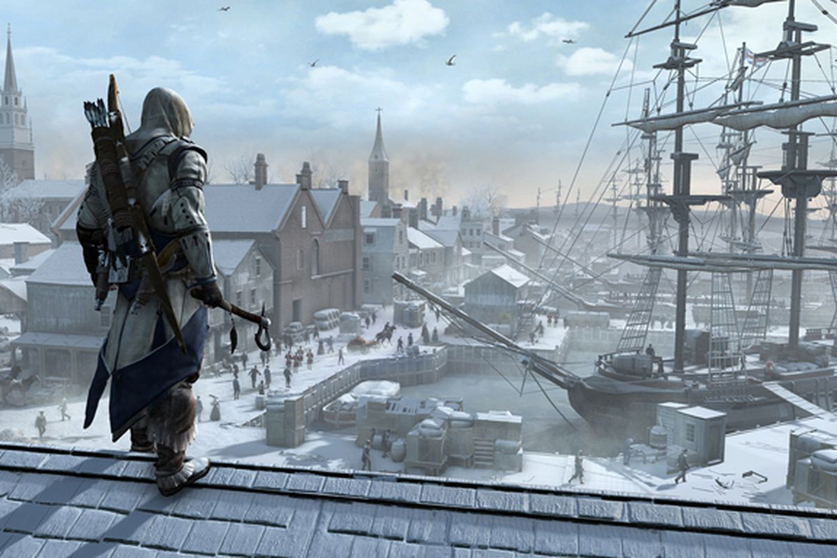 Assassin S Creed 3 Achievements Revealed Polygon