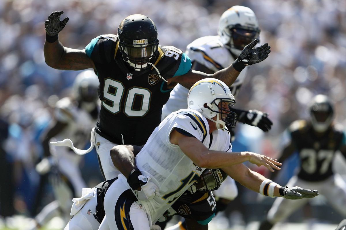 Malik Jackson is one of the most disruptive interior defensive