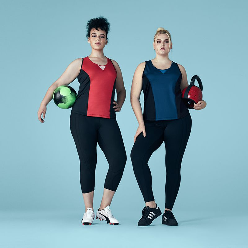 Universal Standard's activewear collection