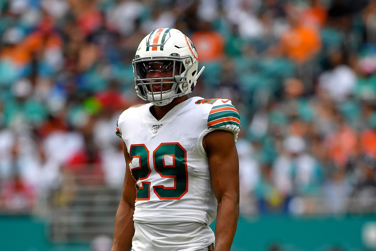 huge discount 6a07d 24df1 Steelers trade for Minkah Fitzpatrick for more than a 1st ...
