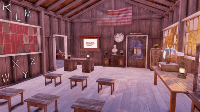 Fallout 76 genius creates a hilarious, deadly trap: 'math camp'