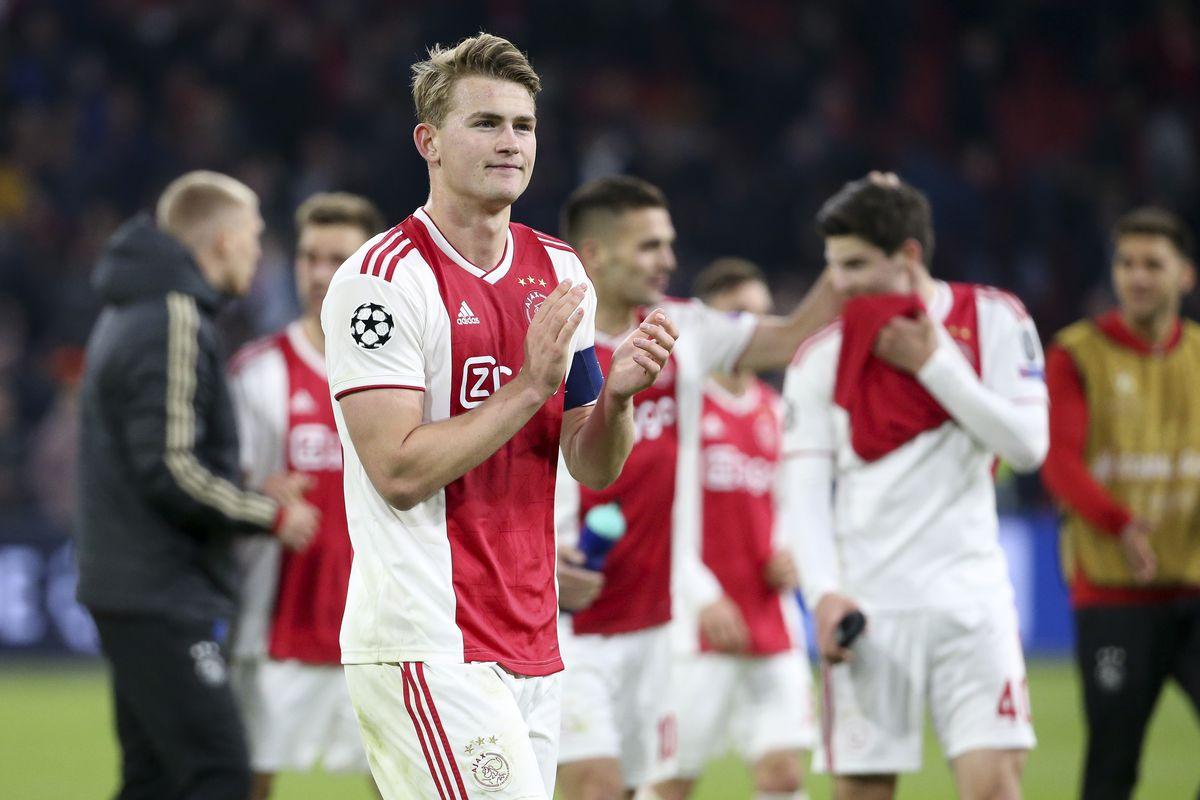 Ajax v Juventus - UEFA Champions League Quarter Final: First Leg