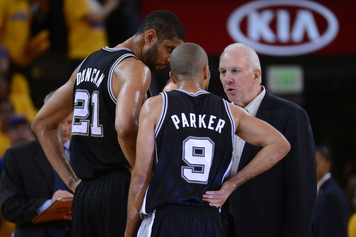 Hammer time   Breaking down one of the San Antonio Spurs  favorite plays b1754e9ea