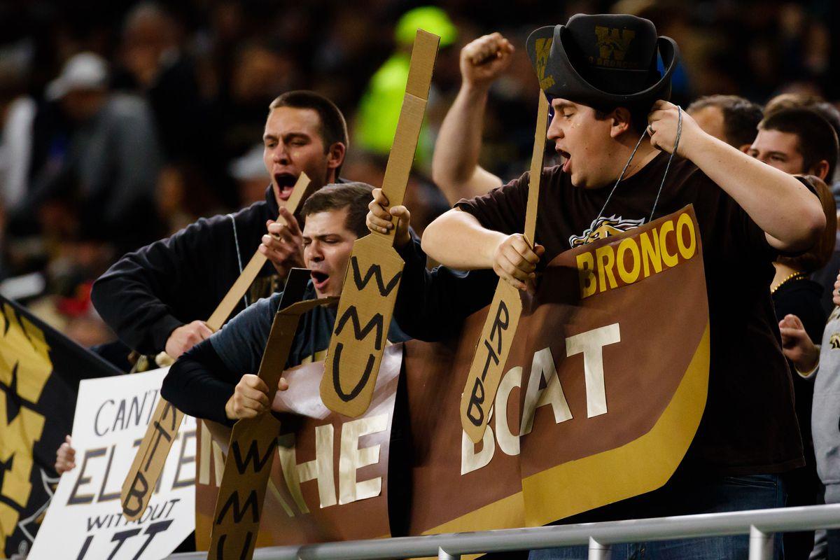 NCAA Football: MAC Championship-Western Michigan at Ohio