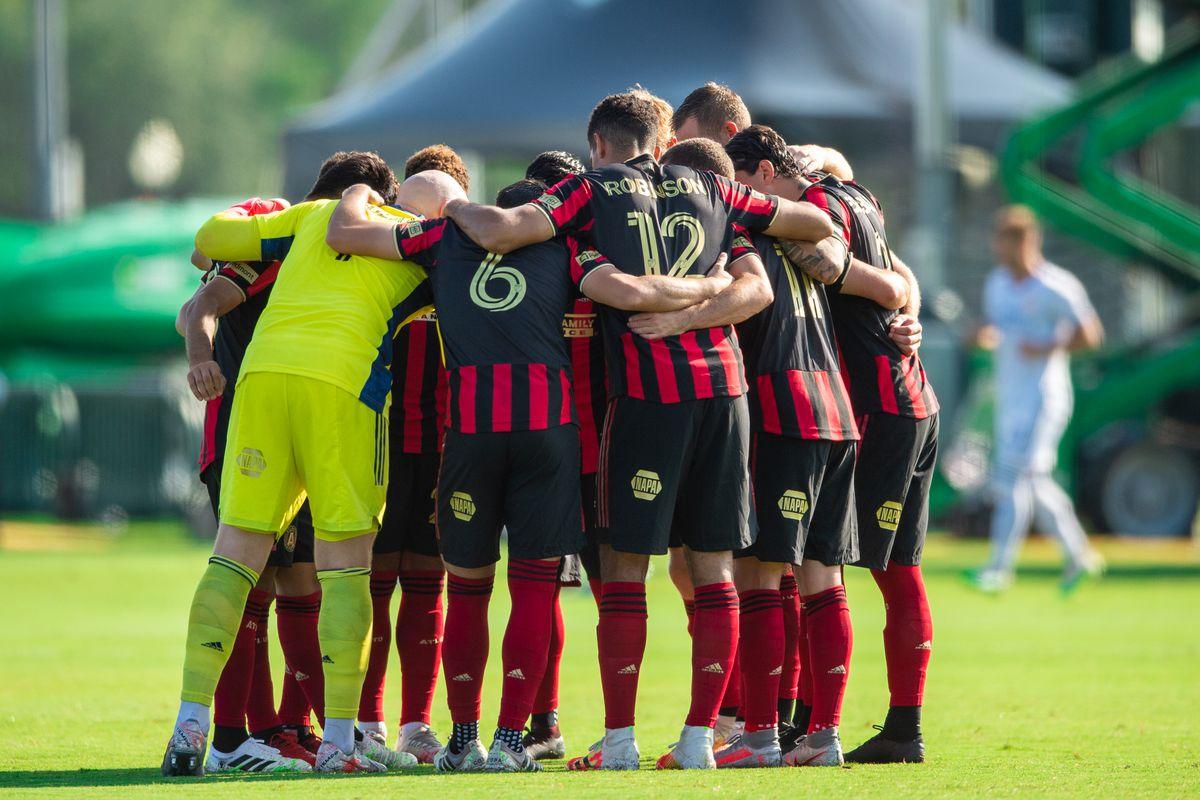 FC Cincinnati v Atlanta United FC