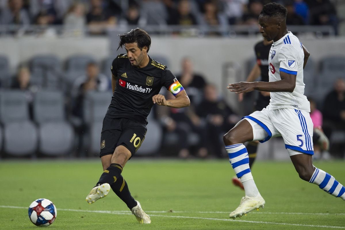 MLS: Montreal Impact at Los Angeles FC