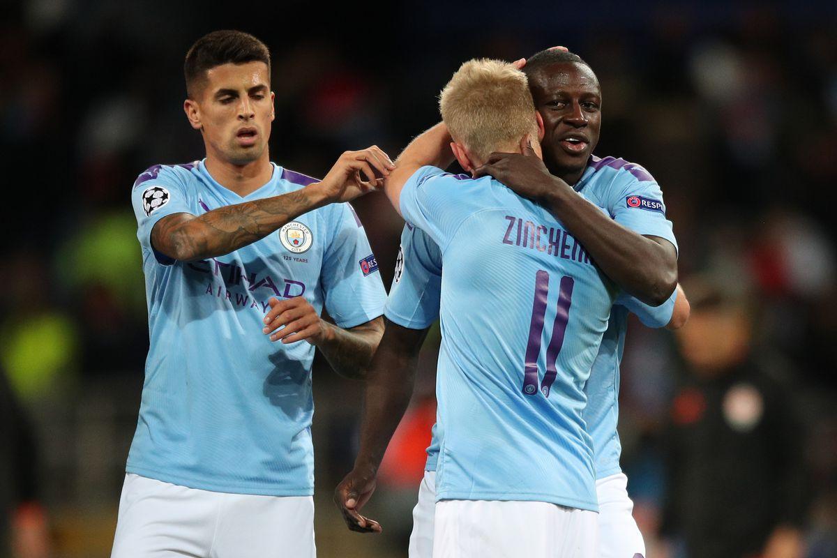 Shakhtar Donetsk v Manchester City: Group C - UEFA Champions League