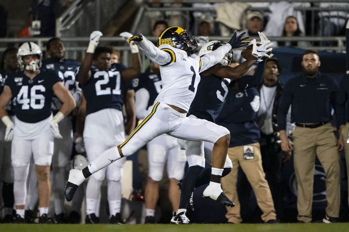 Film Review: Michigan's man-to-man defense cost them against Penn State