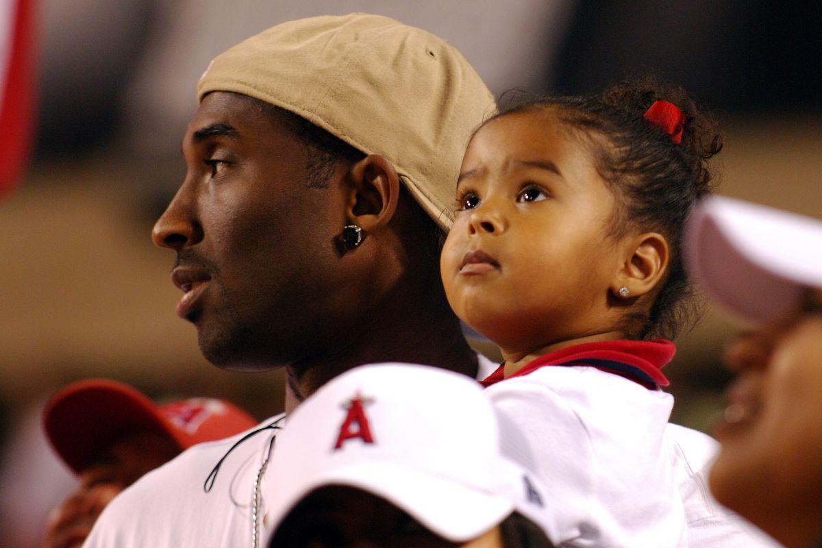 Celebrity Sightings - Los Angeles Angels of Anaheim vs New York Yankees - July 23, 2005