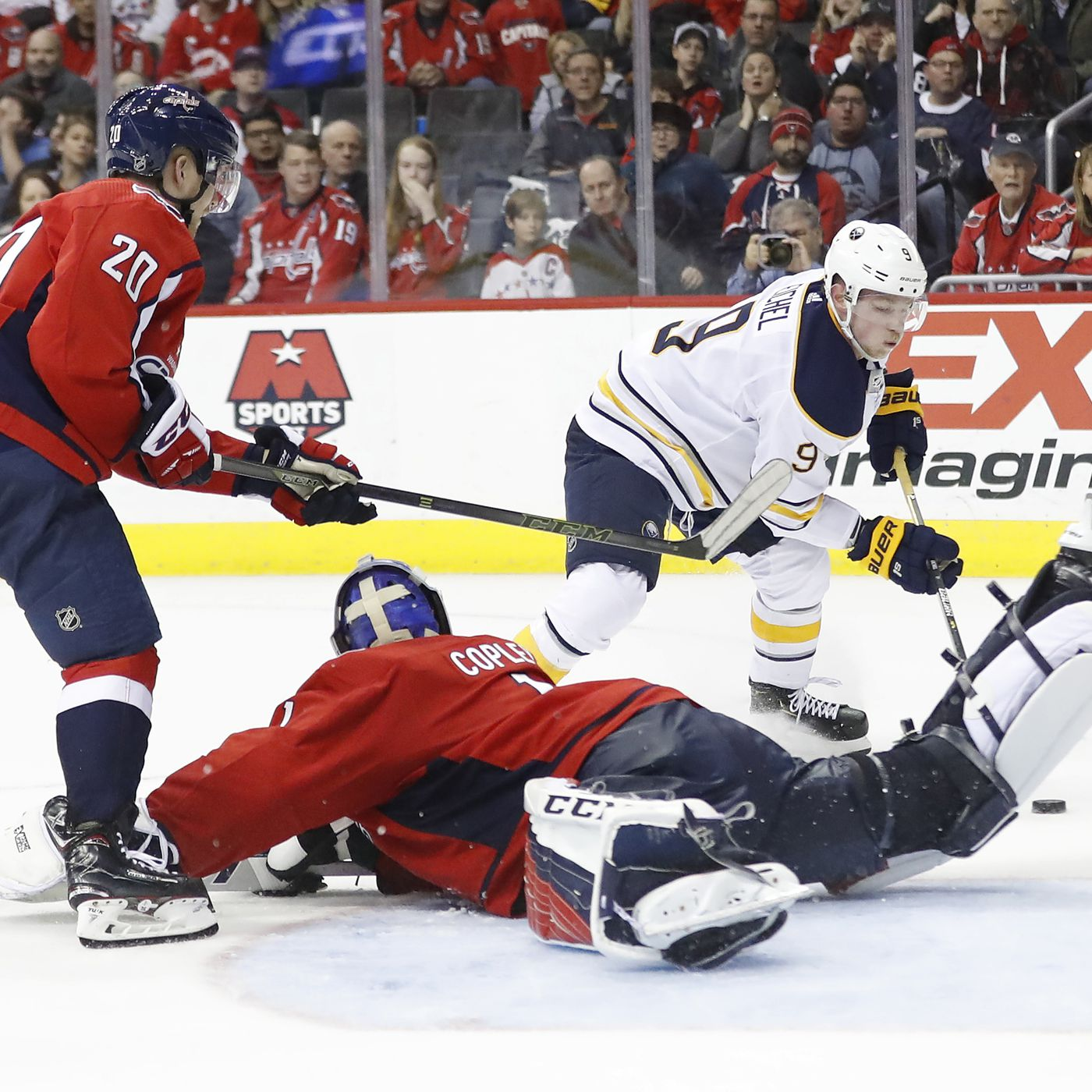 Preview  Buffalo Sabres look to rebound against Capitals 60f5cf27a7dc