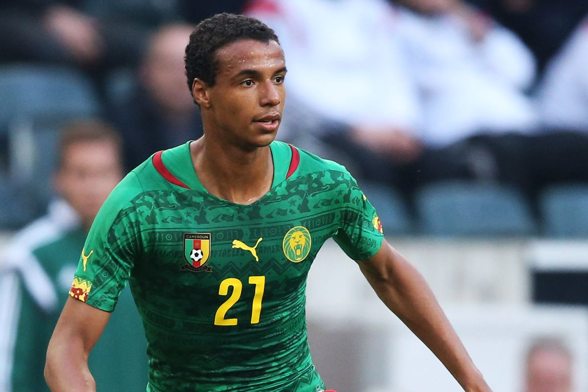 Image result for joel matip cameroon