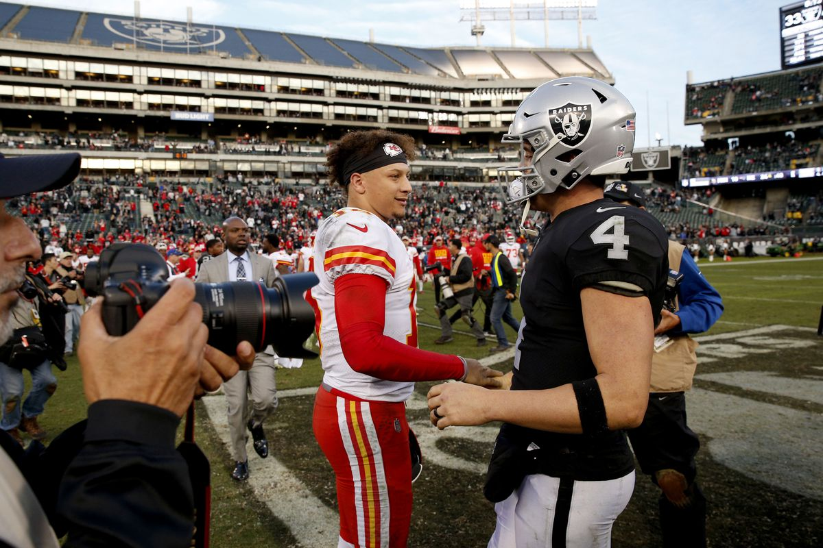 Chiefs-Raiders NFL preview: Replacing Tyreek Hill in Oakland