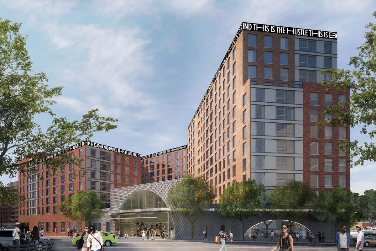 Bronx Commons Melrose S All Affordable Housing Complex