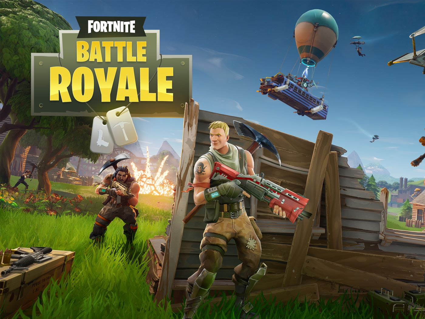 Fortnite generated a record $318 million in revenue in May - Vox