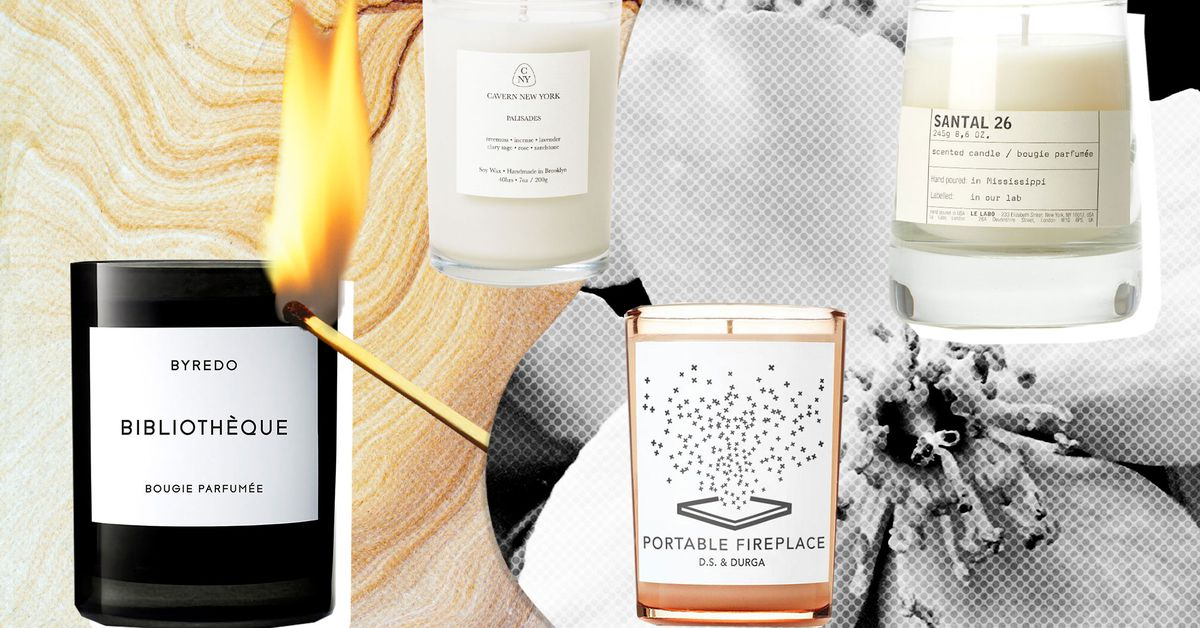Why Restaurants Put Luxury Candles In The Bathrooms Eater