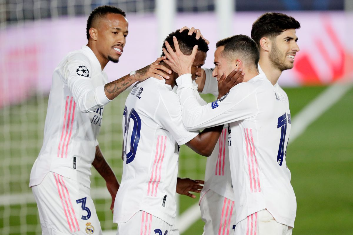 Player Ratings Real Madrid 3 1 Liverpool 2020 21 Champions League Managing Madrid