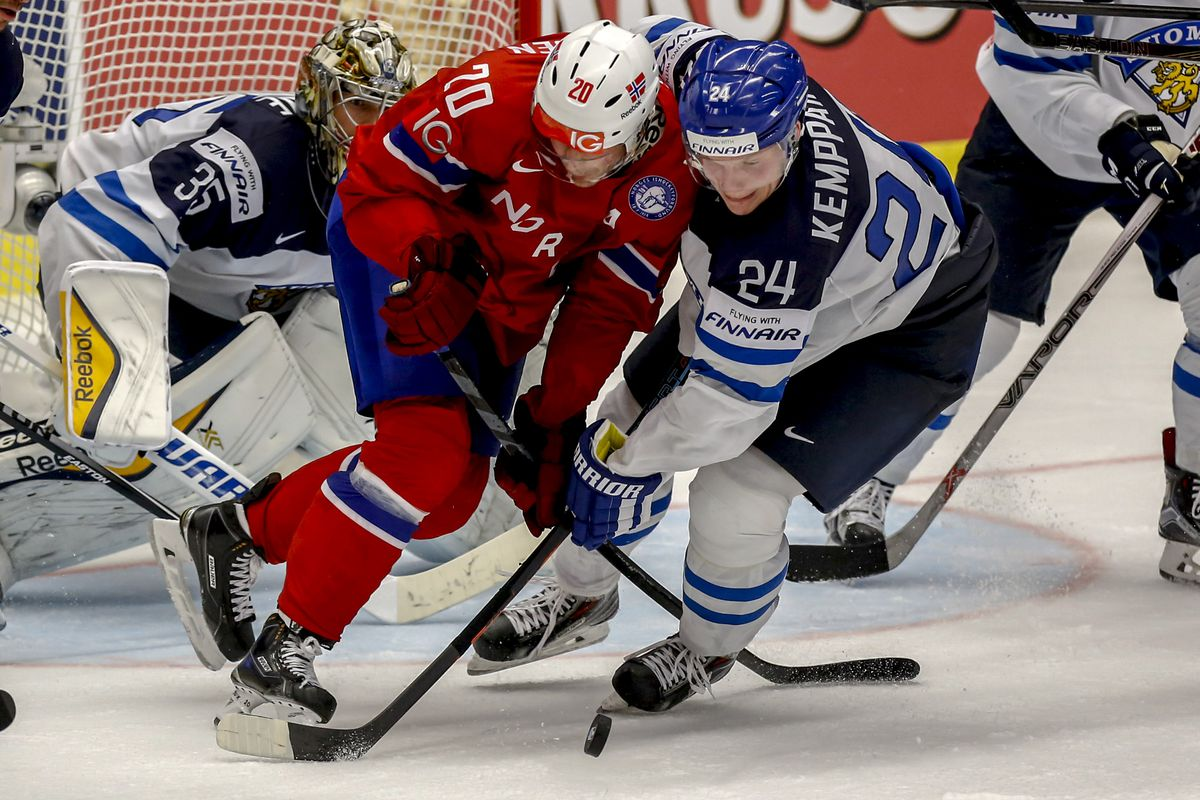 Pretty soon we'll have a look at new Bruin Joonas Kemppainen