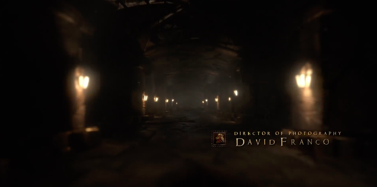 Game of Thrones Intro Season 8-Winterfell's Crypt