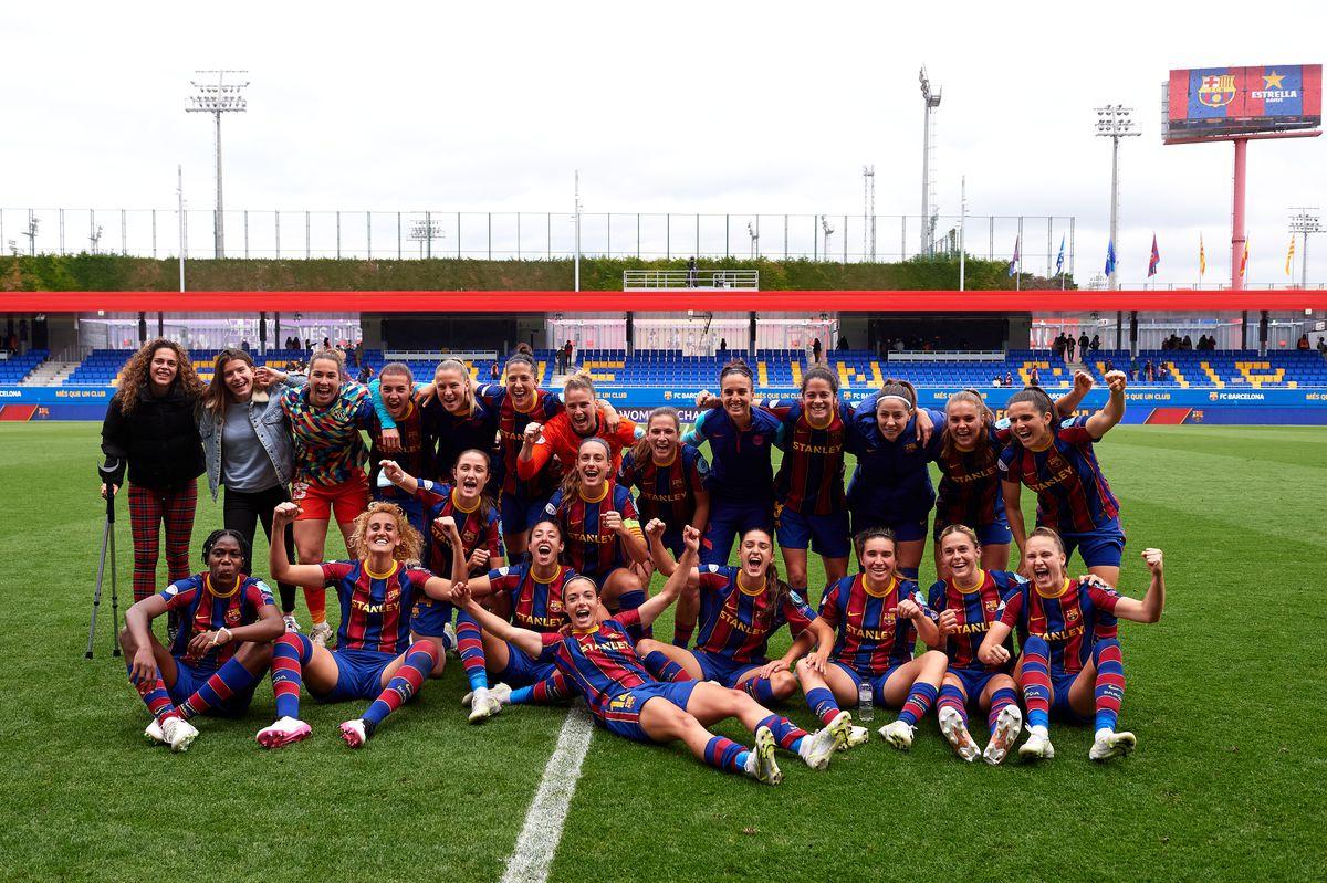 Barcelona v Paris Saint-Germain - UEFA Women's Champions League Semi Final: Leg Two