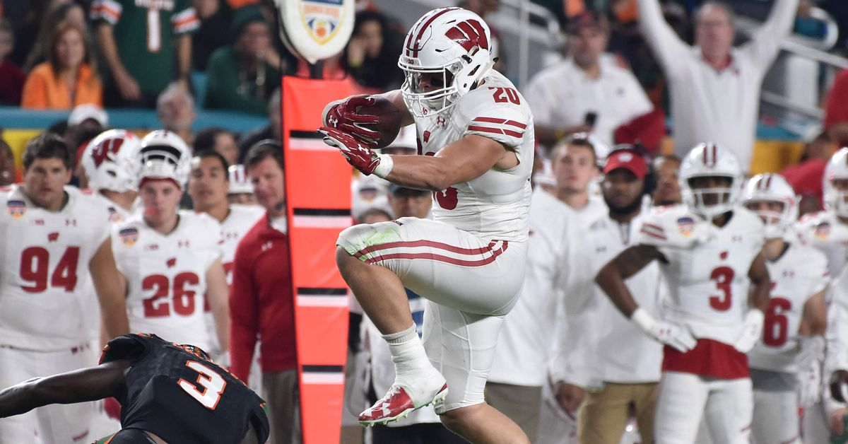 Wisconsin football: How Austin Ramesh is preparing for the NFL ...